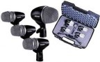 Shure PG series (4pc economy)